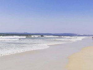 Пляж Мажорда на Гоа