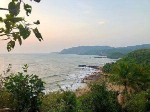 Пляж Кола на Гоа