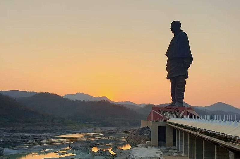 Статуя Единства — восьмое чудо света
