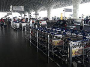 Аэропорт Чатрапати Шиваджи в Мумбаи