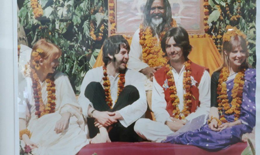 По местам «The Beatles» в Индии: факты и легенды