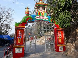Храм Манса Деви в Харидваре