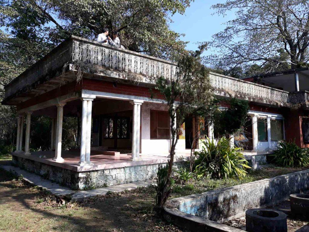 Резиденция Махарищи