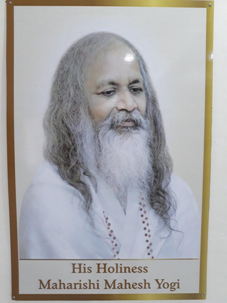 Махариши Махеш Йоги