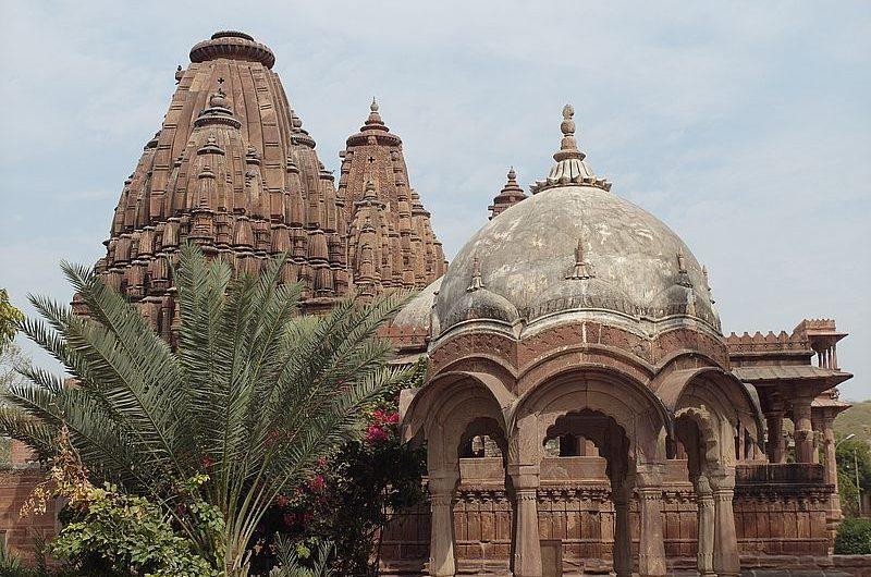 Сады Мандора: must see при посещении Джодхпура