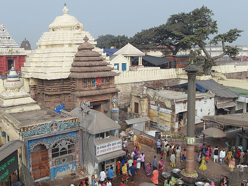 Шри Джаганнатх Пури Индия