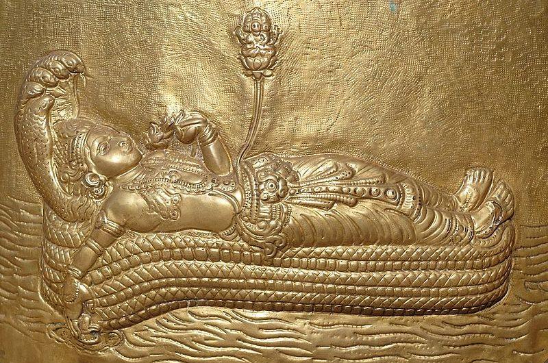 Как попасть в храм Падманабхасвами иностранцу?