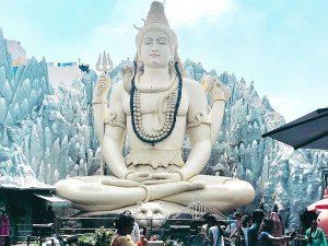 Шива в Бангалоре
