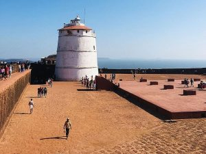 форта Агуада