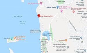 boating point удайпур
