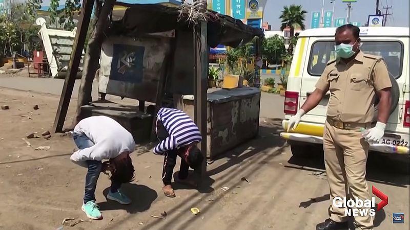 Копы Мумбаи