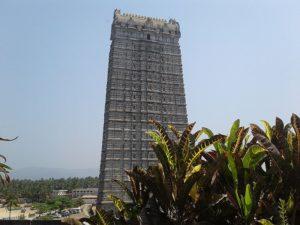 Храм Шивы в Мурудешваре