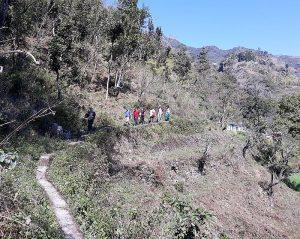Дорога к Кунджапури