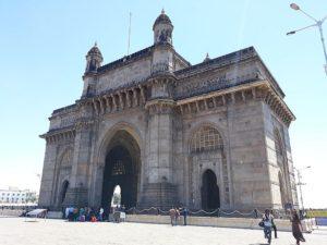Gateway of India в Мумбаи.