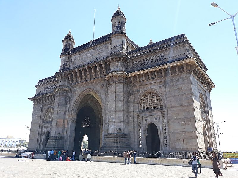 Gateway of India в Мумбаи.