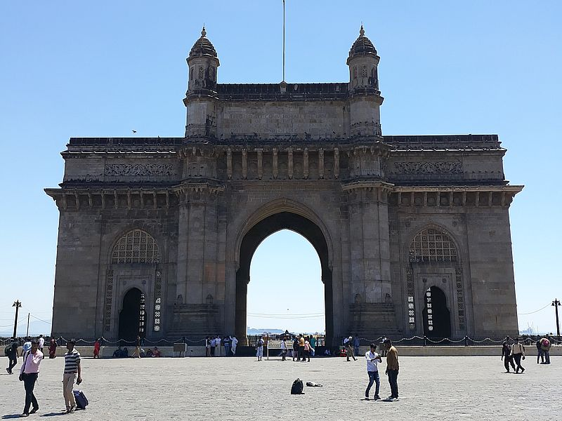Воротв Индии