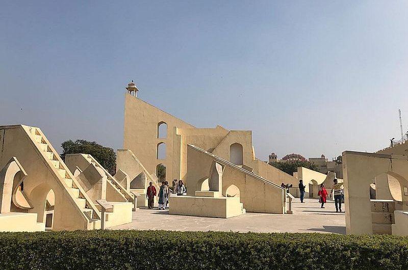 Обсерватории Индии: Jantar Mantar в Джайпуре