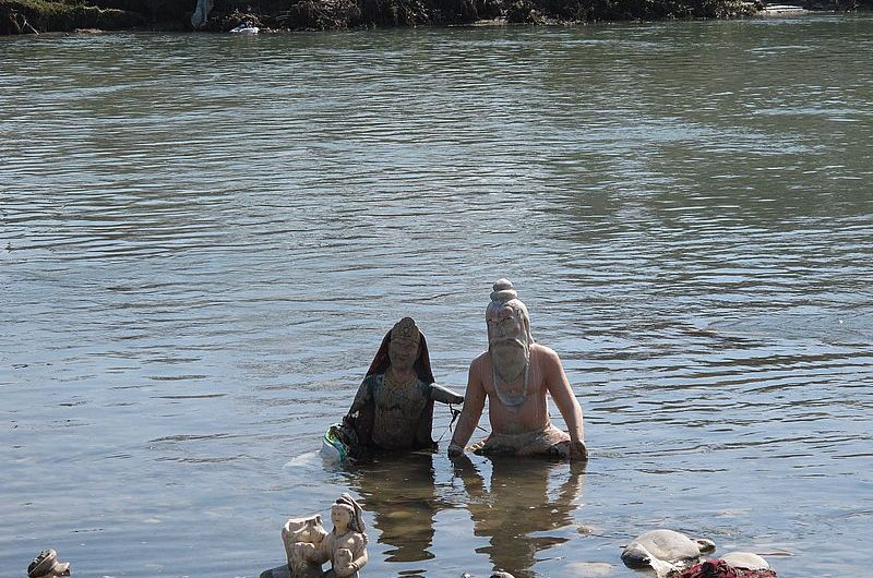 Можно ли купаться в Ганге