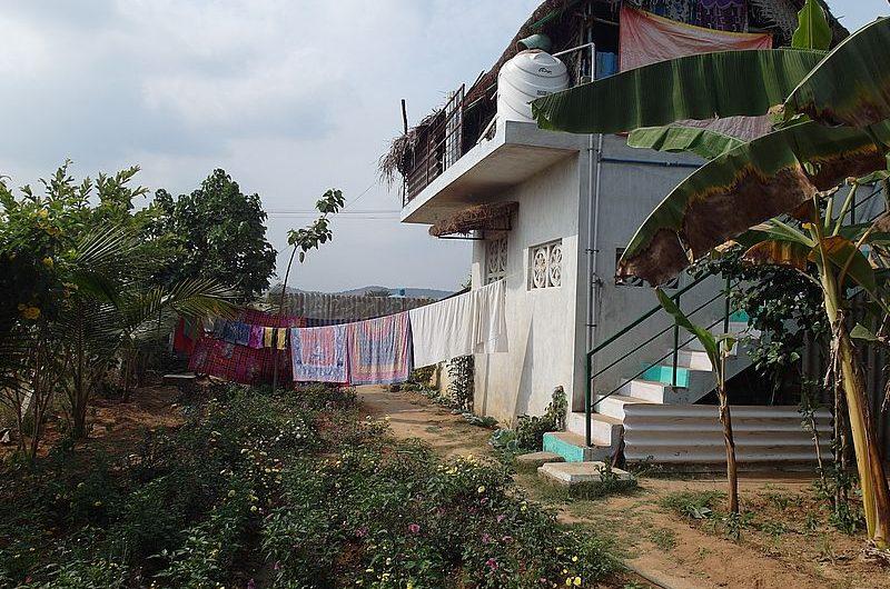 Где остановиться в Тируваннамалае: экзотическое жилье в деревне