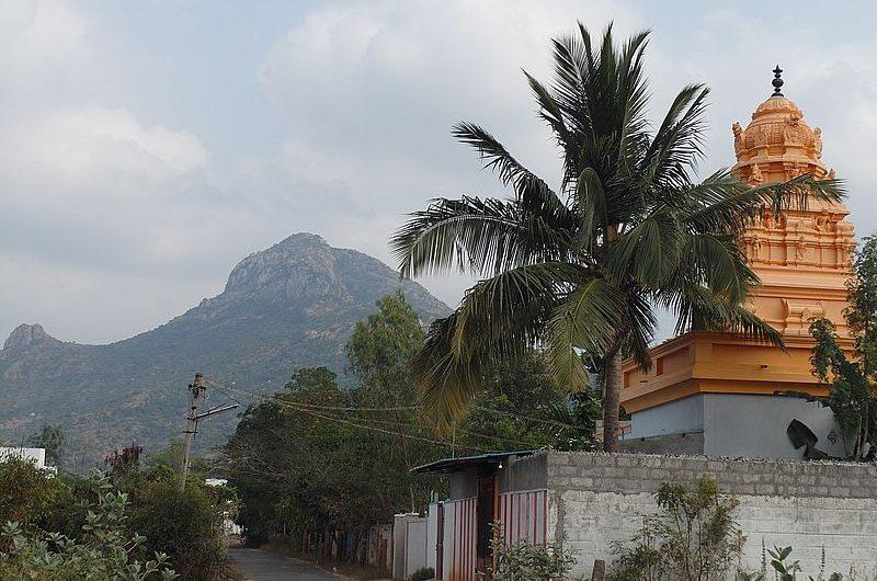 3 способа почтить священную гору Аруначалу