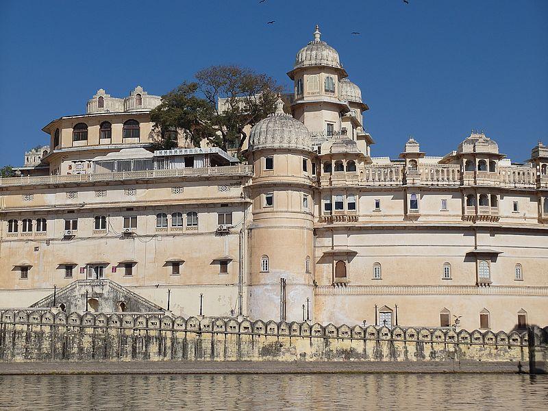Городской дворец Удайпура