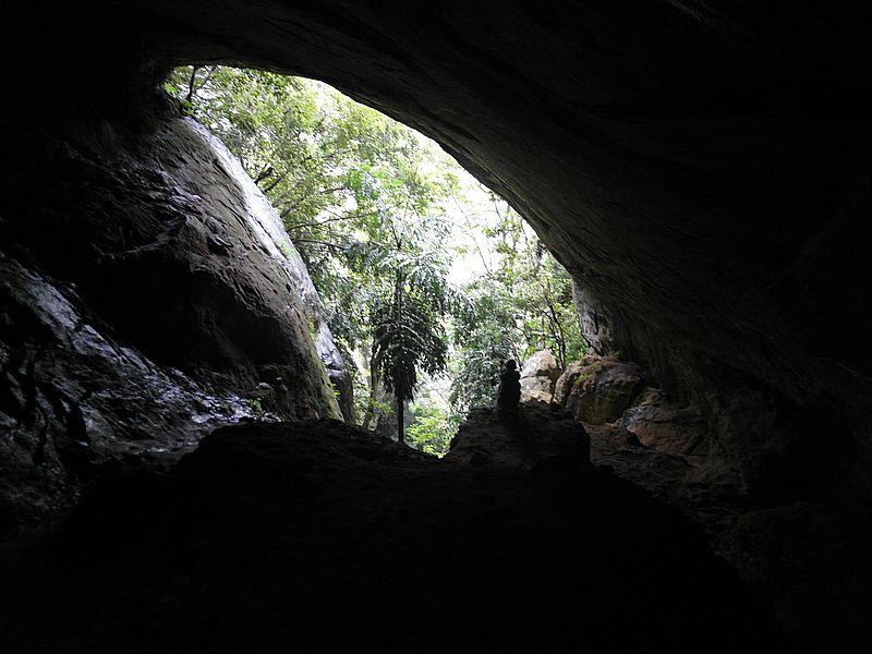 Пещера Ситы на Шри-Ланке