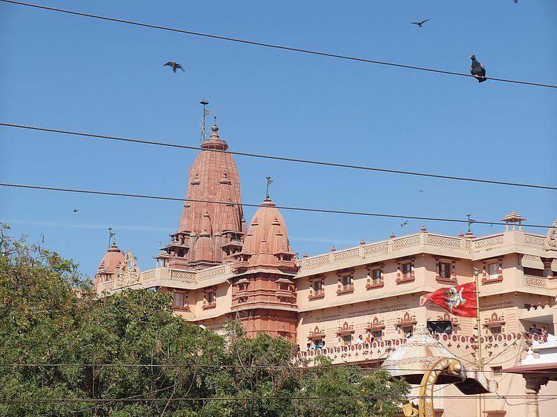 Храм Кришна Джанмастхан