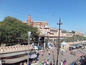 Krishna Janma Bhoomi Матхура