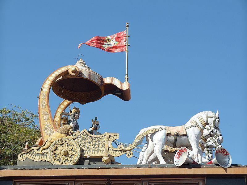 Храм Кришны Матхура