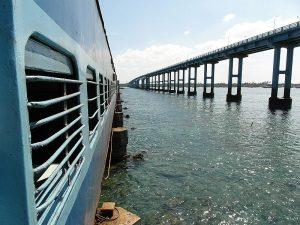 Мост в Рамешварам