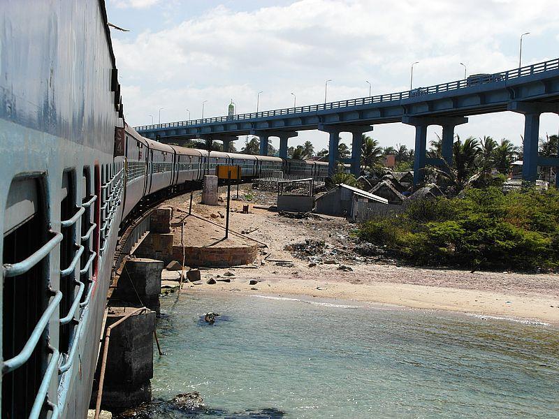 Мост Рамешварам