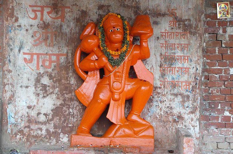 ТОП-7 статуй Ханумана в Индии