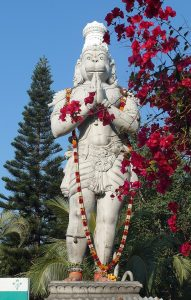 Хануман в Тирупати