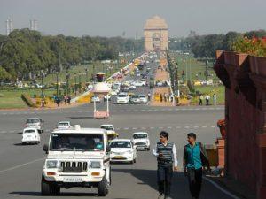 Gate of India в Дели