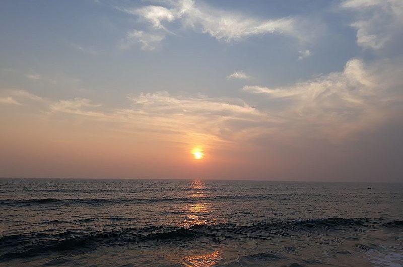Достопримечательности Варкалы (Керала)