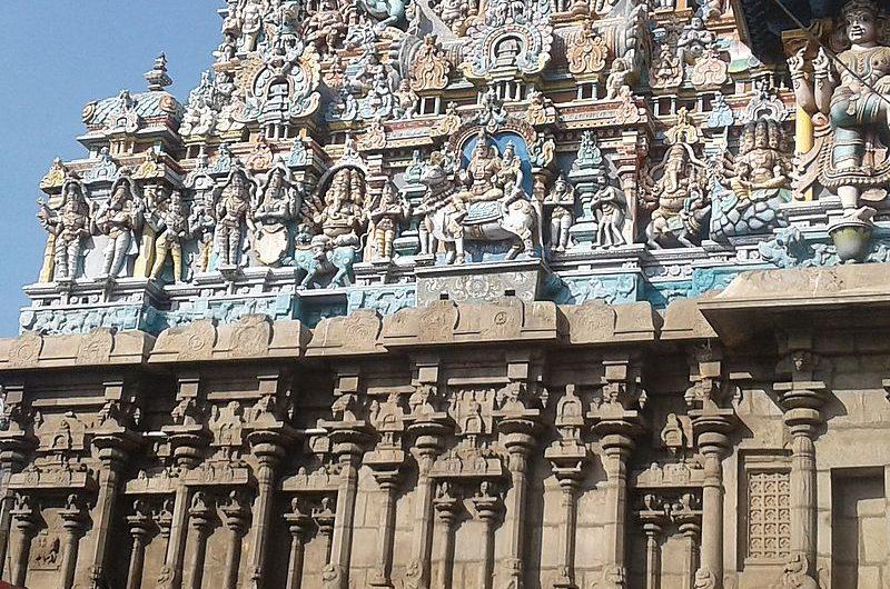 Храм Минакши в Мадурае – одно из чудес Индии
