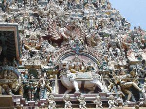 Храмовая скульптура