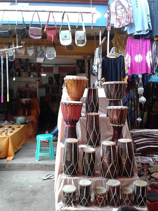 Барабаны из Индии
