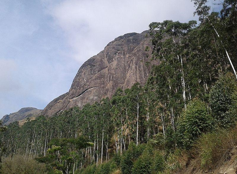 Скалы Западные Гхаты