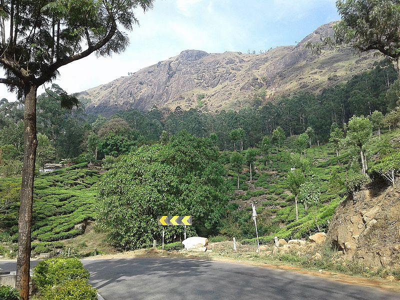 Горы Кералы