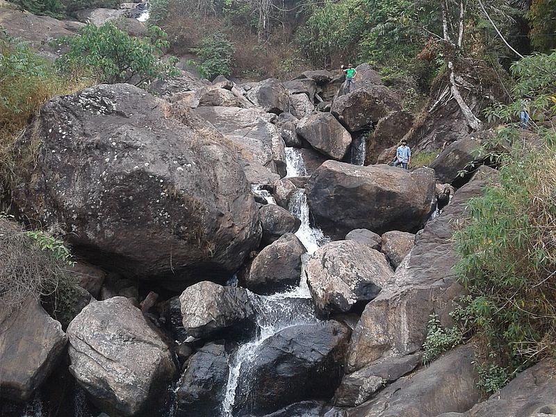 Водопады Муннара