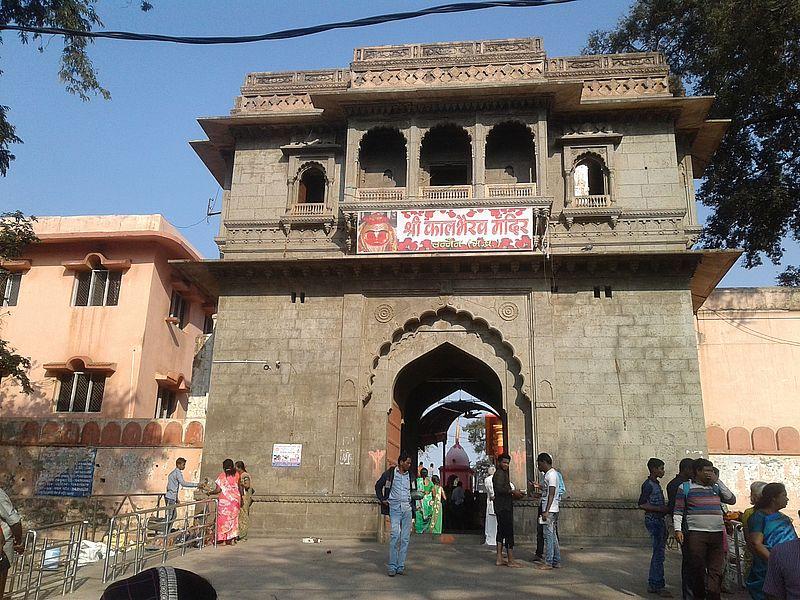 Ворота индуистского храма