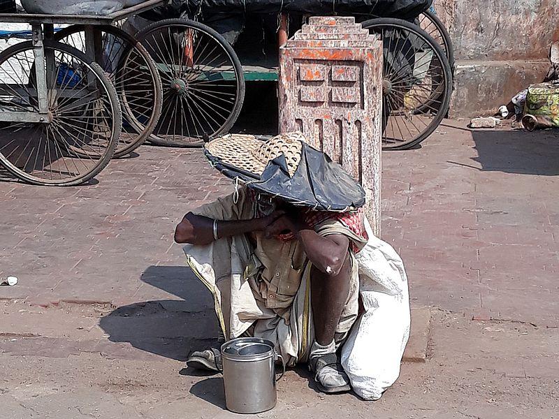 Индия бедняки