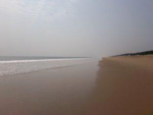 Пляж Конарк