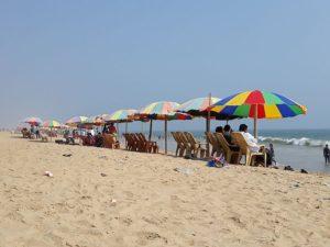 Пляж Пури