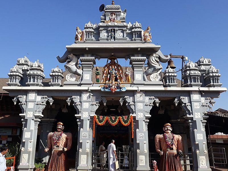 Храм в Удупи