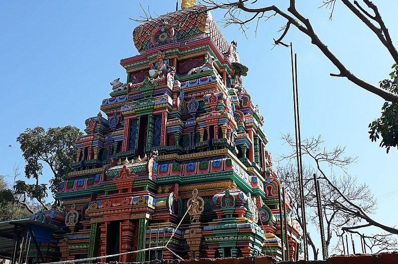 Нилкантх Махадев Мандир: приятный старинный храм в окрестностях Ришикеша