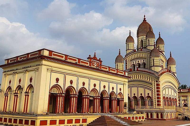 Дакшинешвар: храм Кали и дом Рамакришны Парамахансы