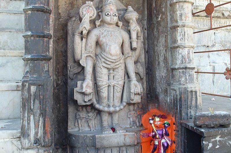 Самые известные храмы Сатурна в Индии