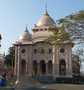 Swami Brahmananda's temple